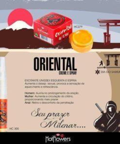 Creme Oriental - Hot Flowers 4g