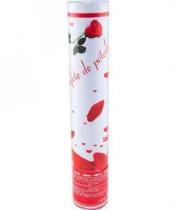 Lança confete de Pétalas vermelhas decoração dia dos namorados