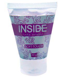Soft Touch Lubrificante Siliconado Inside