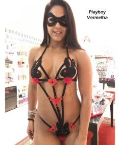 Fantasia Sonho de Garota Sexy Várias estampas