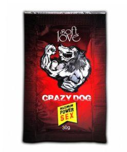 Crazy Dog - Energético Afrodisiaco 30g